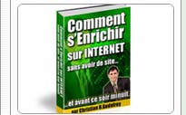 e-book : comment s'enrichir sur internet